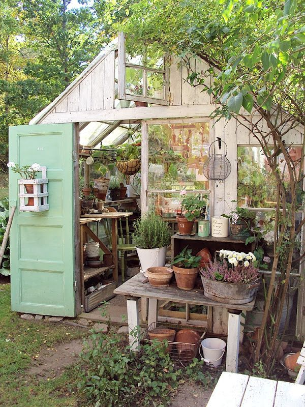 classic potters greenhouse